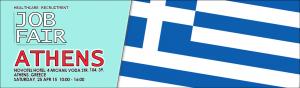 Athens, Greece | Job Fair 2015